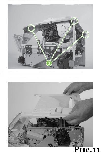 Принтер hp 2055 ремонт своими руками