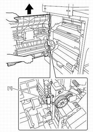 Ремонт и разборка Canon IR